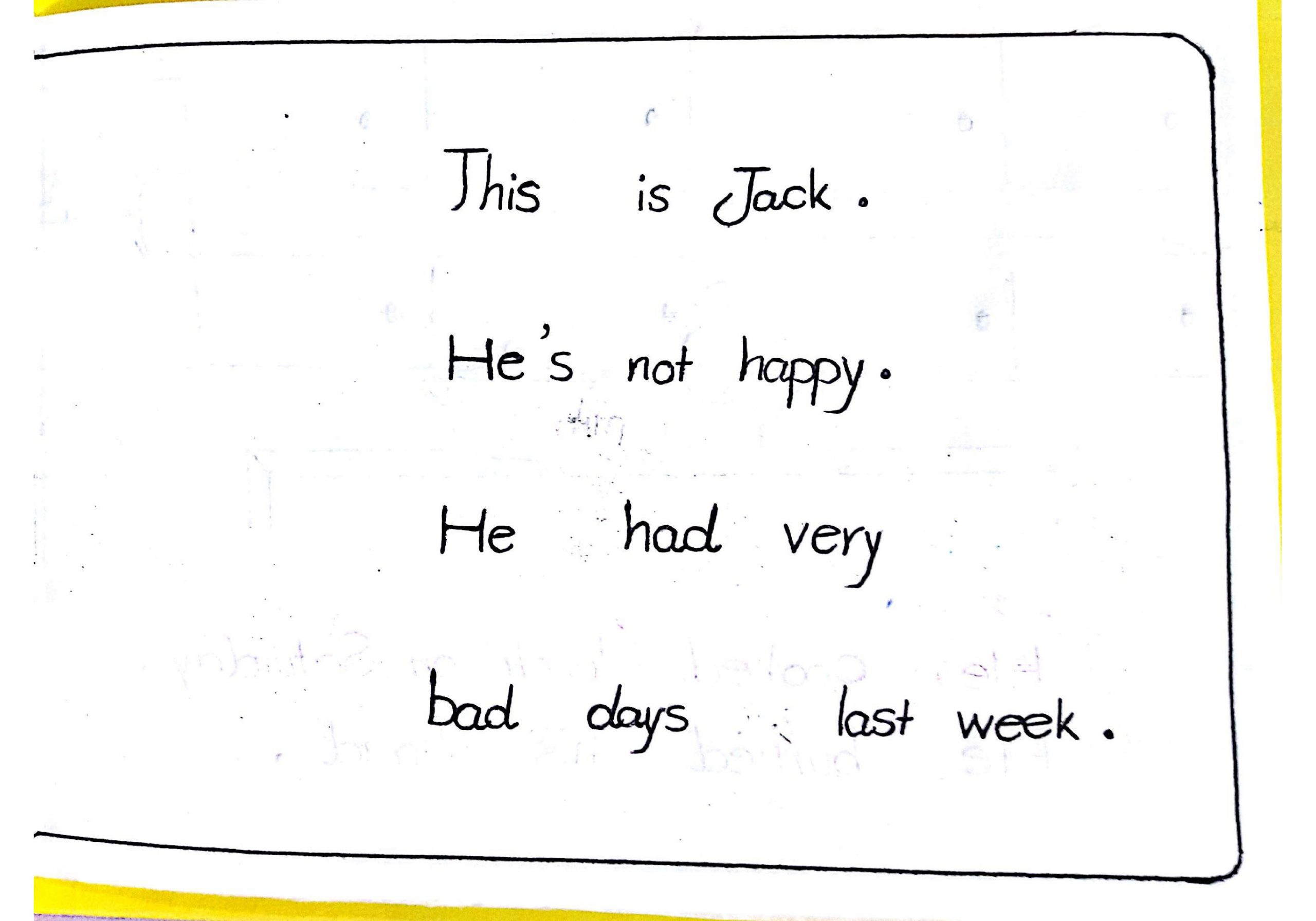 Story Book 1- Page 4